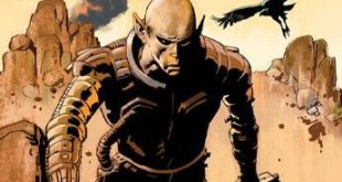 Resident Alien to Be Collected in Omnibus Format