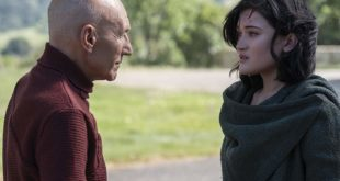 Review: STAR TREK: PICARD Warps Onto TV With an Okay Premiere Episode