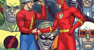 'The Flash' #750 Features a Series of Decade Variant Covers by Comics' Greatest Artists