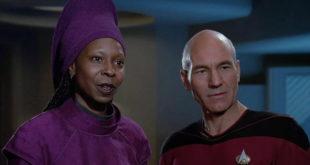 WHOOPIE GOLDBERG Agrees to Return as GUINAN For STAR TREK: PICARD Season 2