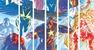 BUSIEK & ROSS' 'Most Ambitious' THE MARVELS Ongoing Spans All of MARVEL UNIVERSE History