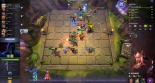 Dota Underlords released | Rock Paper Shotgun