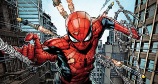 New SPIDER-MAN Ongoing by a Reunited JOE KELLY & CHRIS BACHALO Coming Later This Year