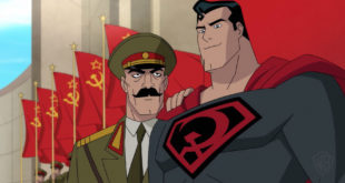 SUPERMAN: RED SON Red Carpet Premiere Announced