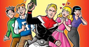 ARCHIE Heads to Space With FLASH GORDON This Summer