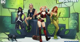 HARLEY QUINN & BIRDS OF PREY (and POISON IVY) Coming to DC UNIVERSE ONLINE in New DLC