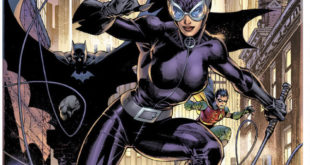 JIM Lee's CATWOMAN 80th Anniversary 100-Page Super Spectacular #1 DECADE VARIANT