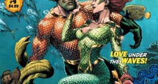 THE TRENCH Returns in AQUAMAN GIANT #4