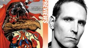 Todd McFarlane Delievers A Spidey/Spawn Team-Up For Overstreet 50