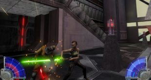 Jedi Academy PC players are sneaking into console matches