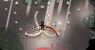 Sad but hopeful boss rush bullet hell Itta is out now